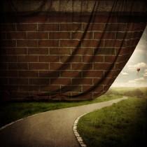 воображаемая стена