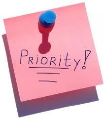 Динамика приоритетов