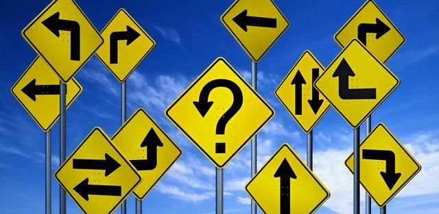 Вы в правильном направлении движетесь?