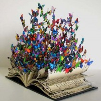 книга-бабочки